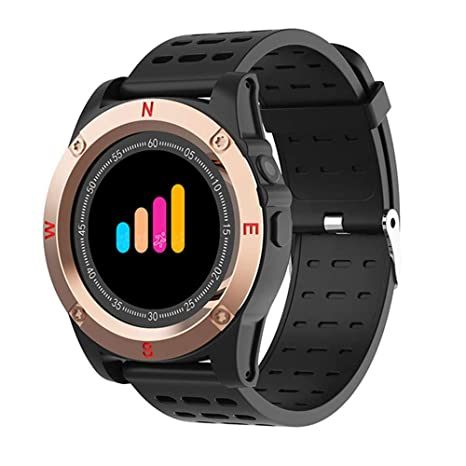 Amazon.com: Bluetooth Smart Watch ST5 with Camera Facebook ...