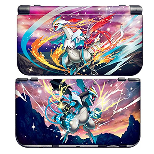 POKEMON - C for New Nintendo 3DS XL Skin Vinyl Decal Stickers + Screen Protectors by BR