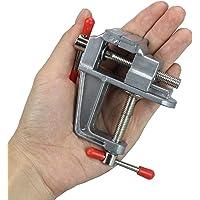 Aleación de aluminio Pequeña Mini Abrazadera de mesa
