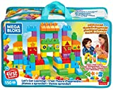 Mega Bloks Let's Get Learning Building Set