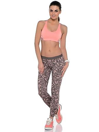 401208500208e Adidas by Stella McCartney Women' s Studio Long Tights (s15446) (Smoked Pink