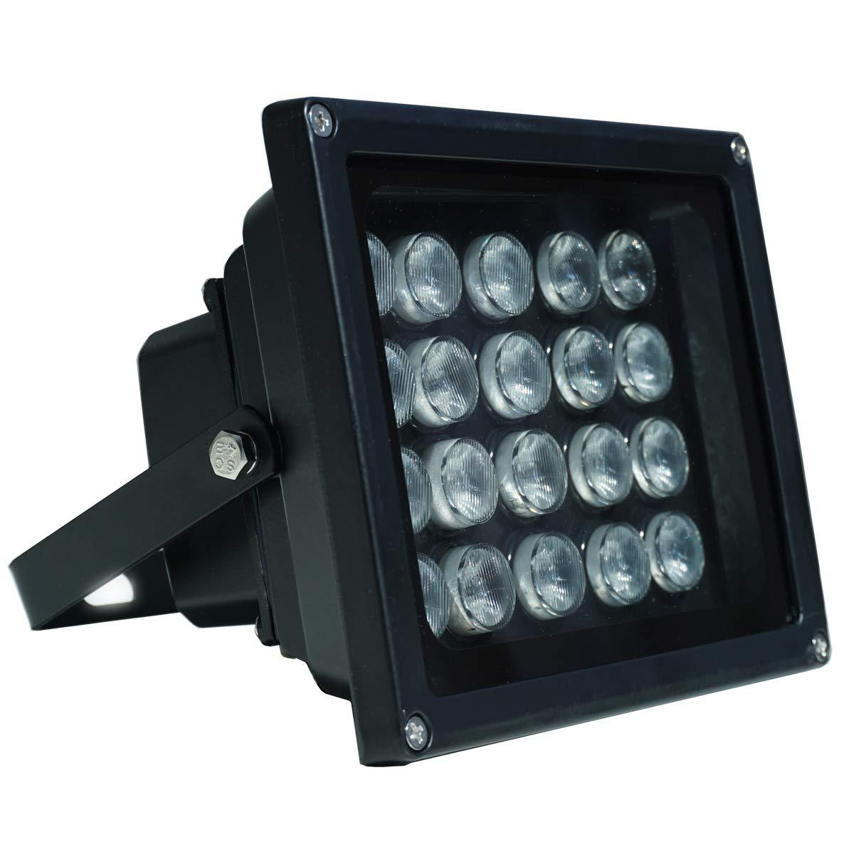 JC Infrared Illuminator 6Led High Power Wide Angle IR Illuminator for 850nm IP Camera CCTV Security Camera