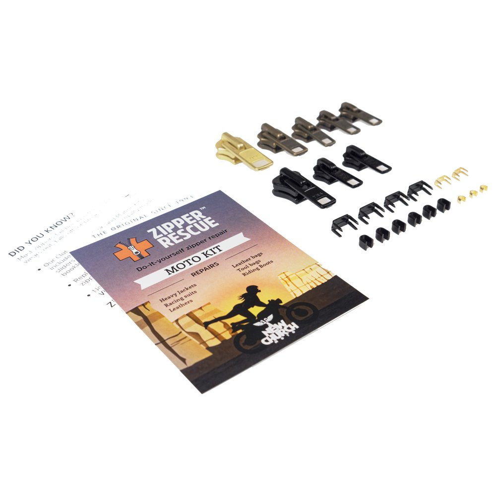 Amazoncom Zipper Rescue Zipper Repair Kit Marine