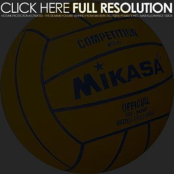 Mikasa peso y tamaño oficial formación pelota de waterpolo de ...