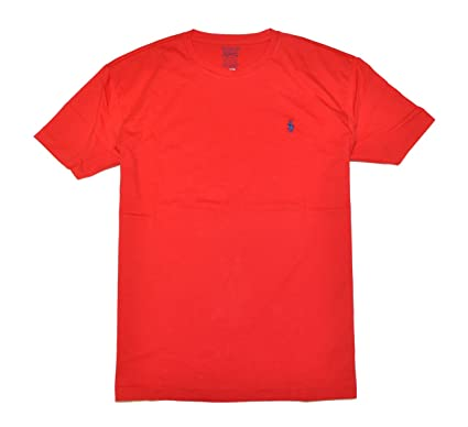eb0d3fcf3ba8 Polo Ralph Lauren Men Pony Logo T-Shirt (Large