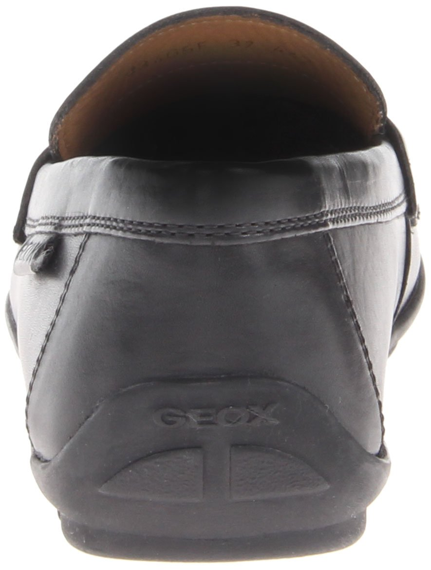 Geox Cfast11 Moc,Black,35 EU(3.5 M US Big Kid) by Geox (Image #2)