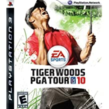 Tiger Woods PGA Tour 10 - PS 3 - Refurbished