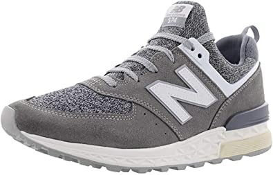 Amazon.com: New Balance de los hombres ms574bg: Shoes