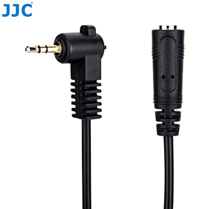 Jjc 2 5mm To 3 5mm Microphone Jack Convertor Audio Recording Input Adapter Connector Cable For
