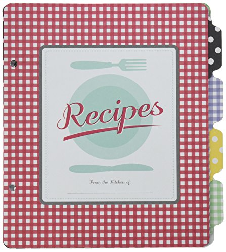 Project Life Recipe Pages, 6 by 8