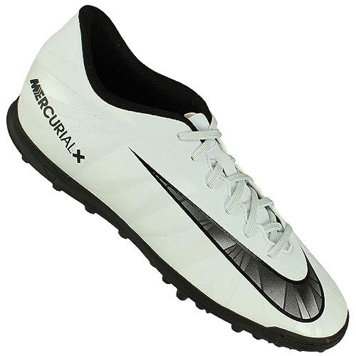 Nike Mercurial X Vortex III CR7 TF 852534 401, Zapatillas Unisex Adulto, Mehrfarbig (Indigo 001), 40 EU: Amazon.es: Zapatos y complementos