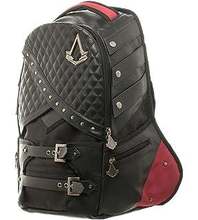Amazon.com: Assassin S Creed traje construido mochila ...