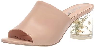 c317e1da86f85 Amazon.com | Nanette Nanette Lepore Women's Iris Slide Sandal ...