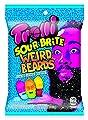 Trolli Sour Brite James Harden Weird Beards Gummy Candy, 7 Ounce Bag, Pack of 8