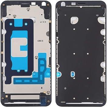 YANCAI Repuestos para Smartphone Carcasa Frontal Placa de Bisel con Marco LCD for LG Q6 / Q6