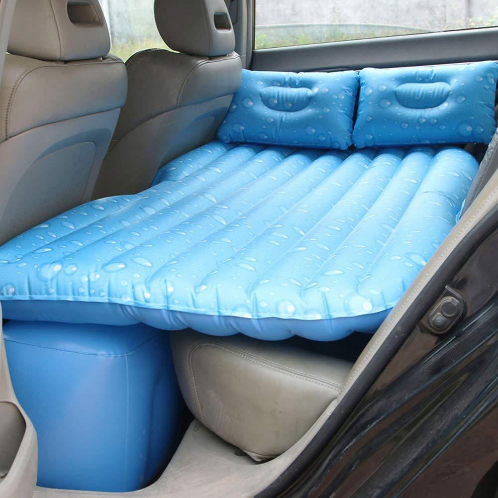 NACHEN Auto-Luftbett-Matratze Mit Luftpumpe Outdoor-Reise Aufblasbare Luft Bett Kostenlose Elektrische Luftpumpe