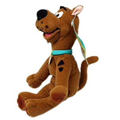 Beanbag Plush Scooby Doo Small Size Kids Toy (7in): Toys & Games