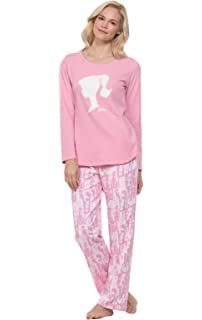 05cc06851166 PajamaGram Pajamas Set for Women - Cute PJs for Women