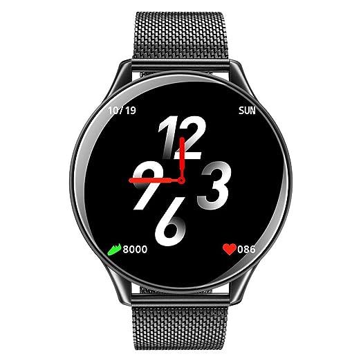 POJIETT Pulsera Actividad Inteligente Reloj Deportivo Impermeable IP67 para Hombre Mujer Reloj Inteligente Fitness Tracker Podómetro Presión Arterial ...