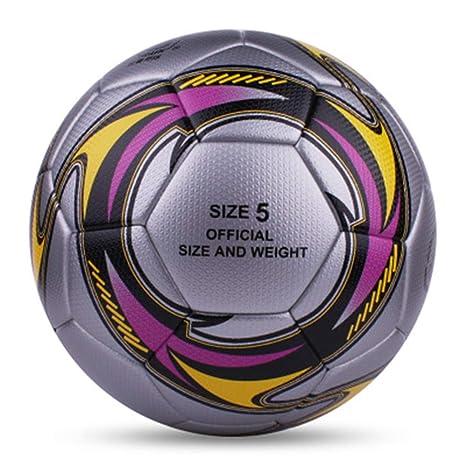 ALWAYYZZ Fútbol Color Vortex Slip Cuero Antideslizante Resbaladizo ...