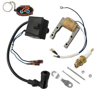 Acogedor unidades de CDI bobina de encendido Magneto bobina ...
