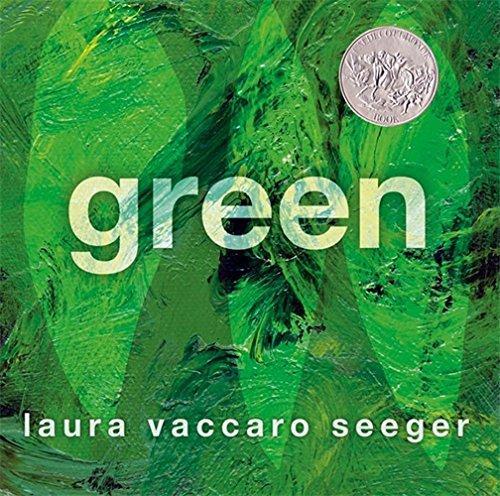 Amazon.com: Green: 9781596433977: Seeger, Laura Vaccaro, Seeger, Laura  Vaccaro: Books