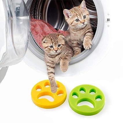 Womdee Furzapper 2-Pack para lavandería, removedor de Pelo para mascotas Furzapper de,