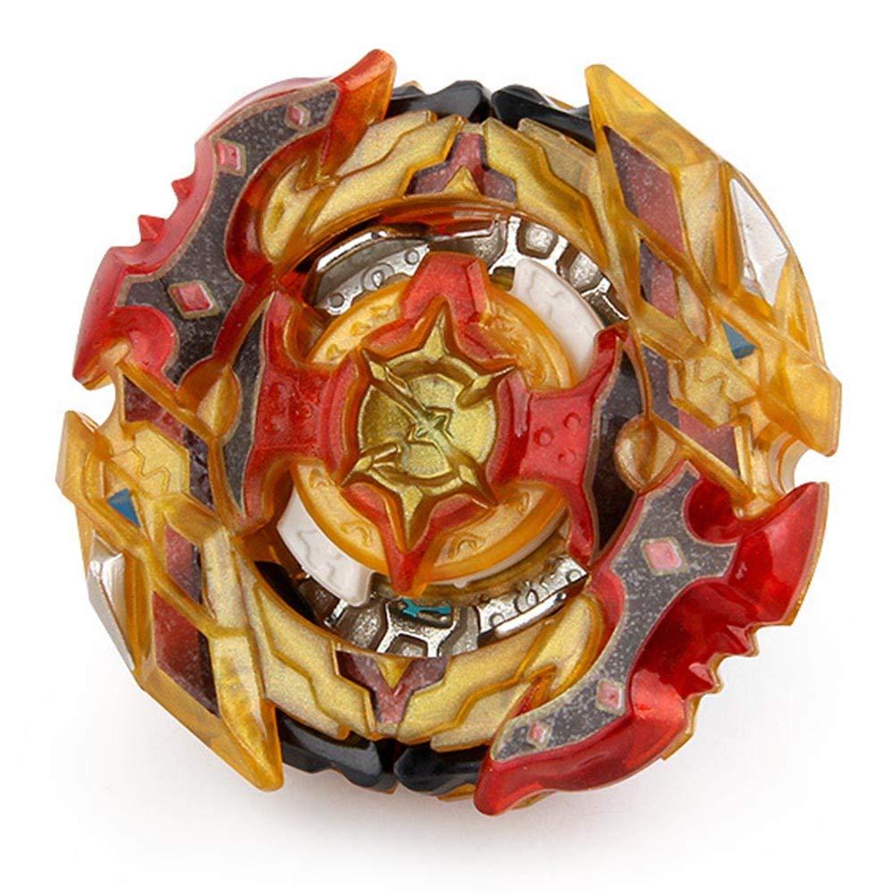 Skisneostype Beyblade Burst Lutte Ma/îtres Fusion Spinning Top Toupie Gyro et Lanceur Plastique Rapidit/é Jouet et Cadeaux Int/éressant pour Enfants B-127
