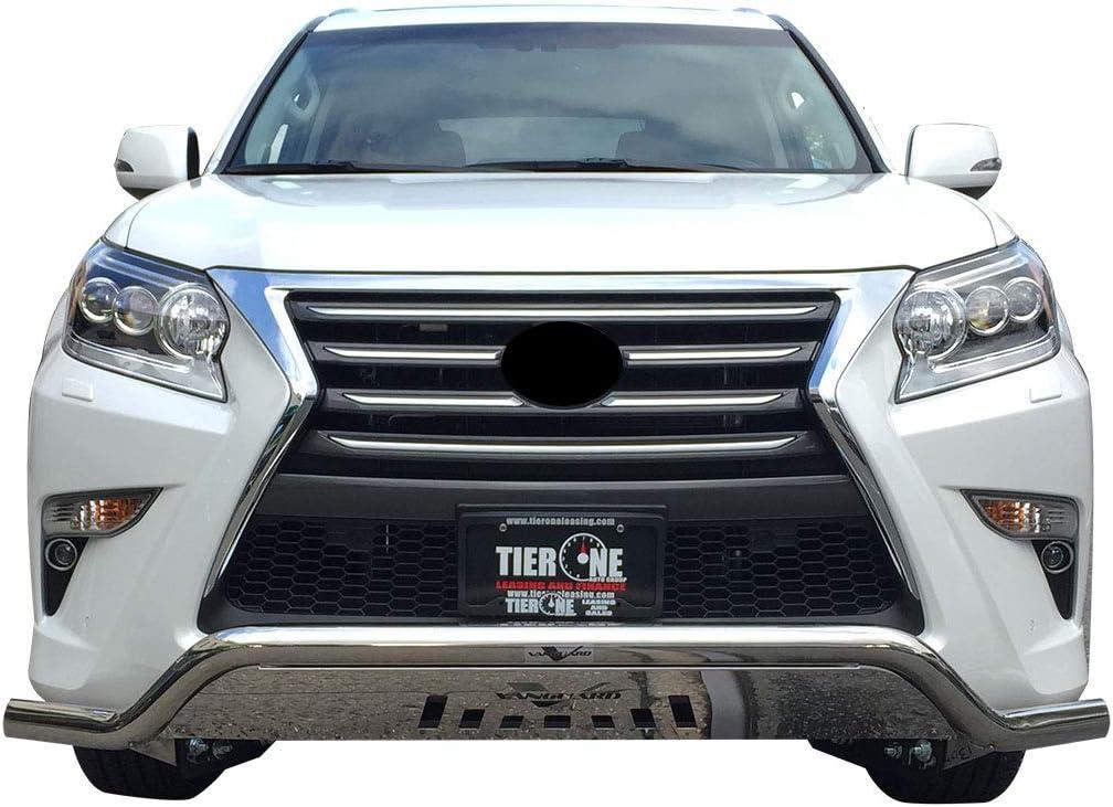 VANGUARD VGUBG-1771-1298SS For Toyota 4runner 2014-2019 Bumper Guard Stainless Steel Elegant Low Bull Bar