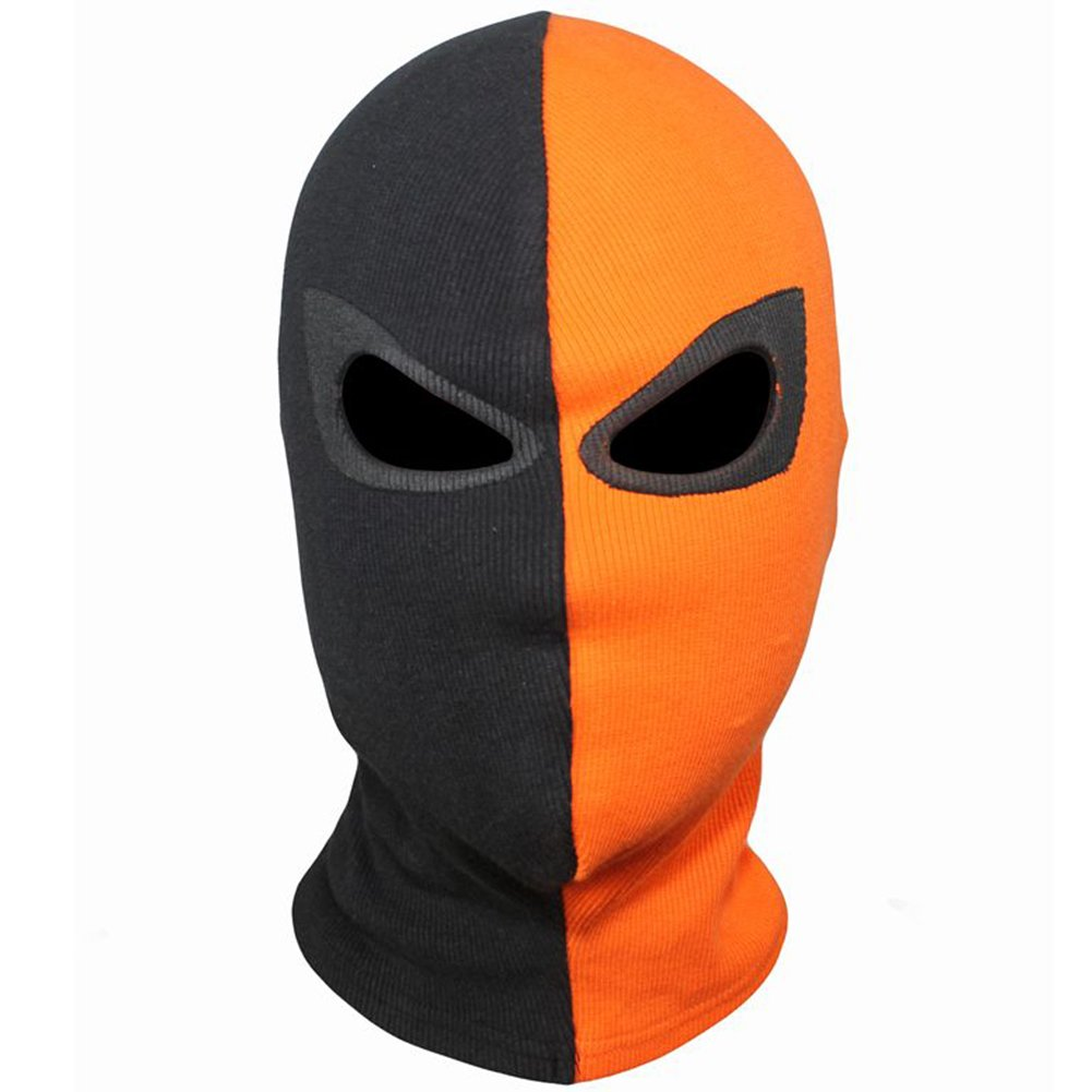 Amazon.com : Innturt Handmade Cosplay Fabric Mask Balaclava Hood Face Double Eyes : Sports & Outdoors