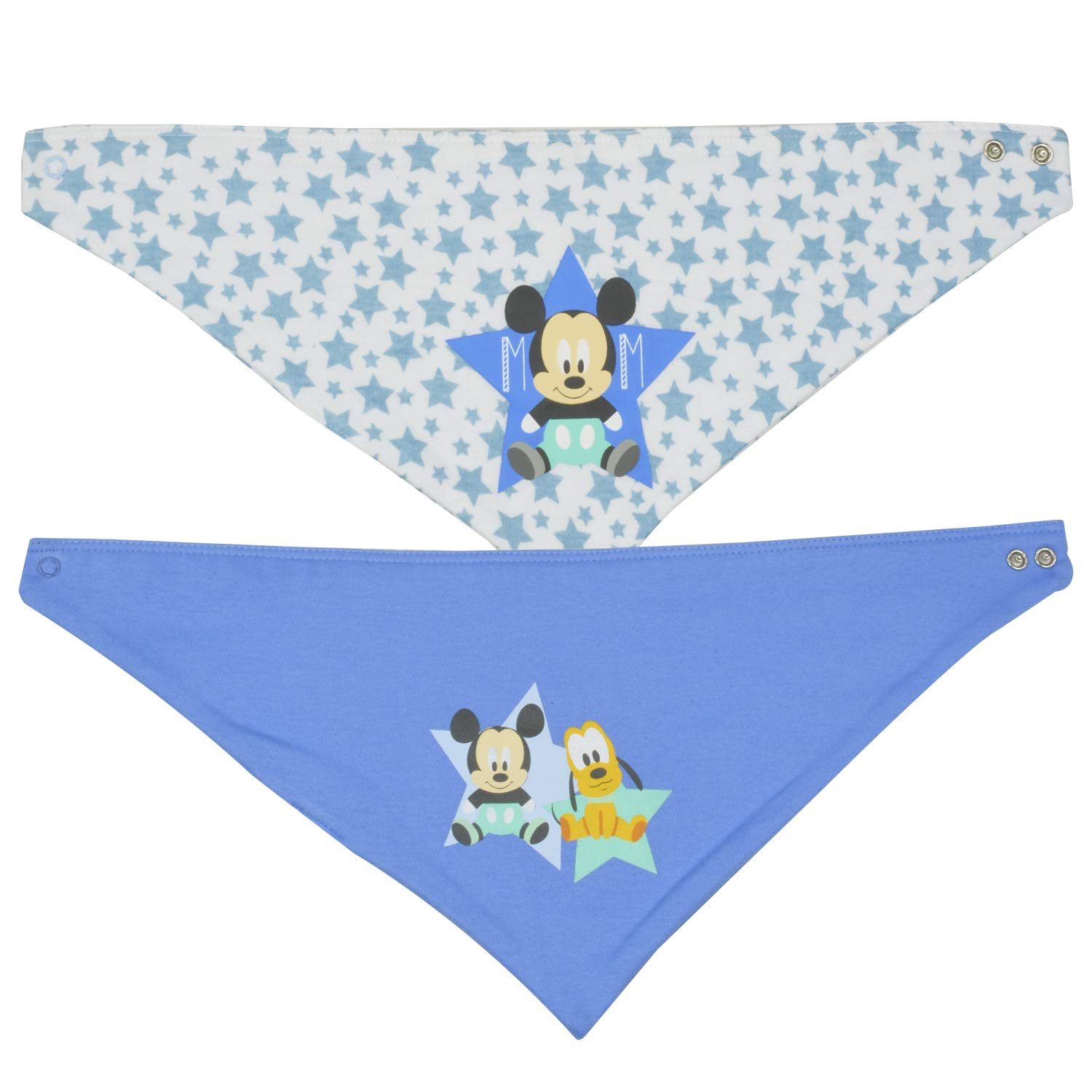 Mickey Mouse - Halstücher'Mickey', 2er Pack