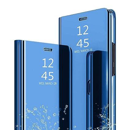 Ptny Flip Cuero Funda Compatibles Xiaomi Redmi Note 7 Carcasa ...