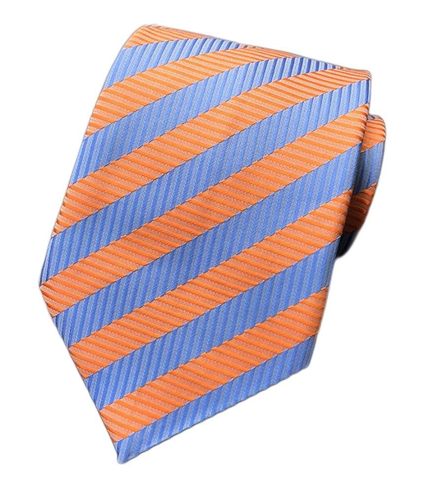 Cloud Rack 8Cm 960 Agujas Arrow Type El Seda Corbata (Orange Azul ...