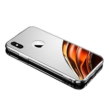 coque reflet iphone x