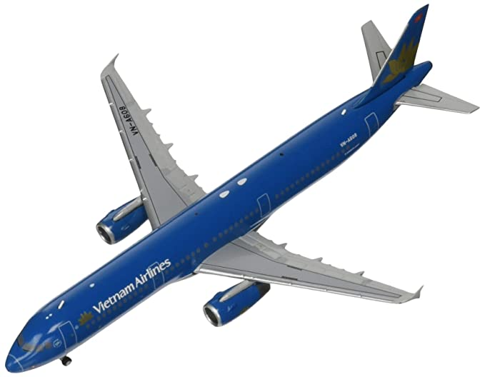 Gemini Jets Vietnam Airlines A321-200 Old Livery 1/400 Scale Airplane Model