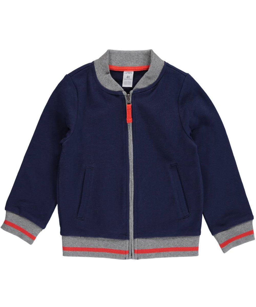 Carter's Little Boys' Toddler ''Moseley'' Jacket - navy/gray, 2t by Carter's