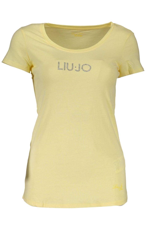 Liu Jo WXX015 JC231 T-Shirt Maniche Corte Donna