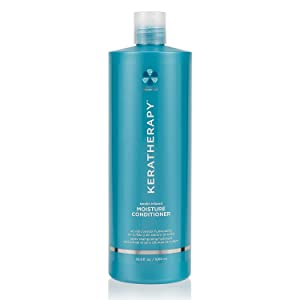 Keratherapy Keratin Infused Moisture Conditioner Sulfate Free Formula 33.8 Fl oz1 L