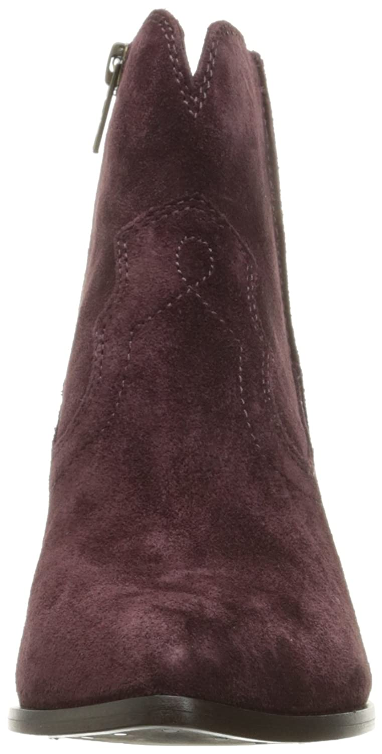 FRYE Women's Renee Seam Short Boot B01B9UIXGW 10 B(M) US|Wine-72063