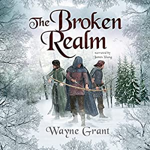 The Broken Realm Audiobook