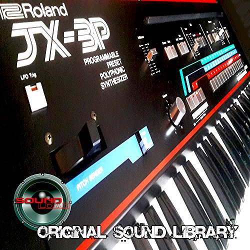 for ROLAND JX3P - The KING of analog Sequencers - Large unique original 24bit WAVE/Kontakt Multi-Layer Samples/Loops Library. FREE USA Continental Shipping on DVD or download; by SoundLoad (Image #6)