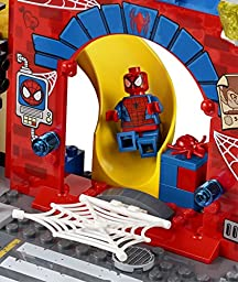 LEGO Juniors Spider-Man Hideout 10687 Toy, Marvel Legends