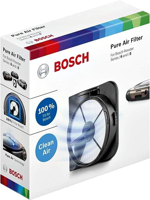 Bosch BRZ1AF Robot vacuum Filtro accesorio y suministro de vacío - Accesorio para aspiradora (Robot vacuum, Filtro, Negro, Bosch, Roxxter BCR1/BSR1, 100 g): Amazon.es: Hogar