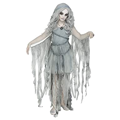 Enchanted Ghost Child Costume - X-Large  sc 1 st  Amazon.com & Amazon.com: Enchanted Ghost Child Costume - X-Large: Clothing