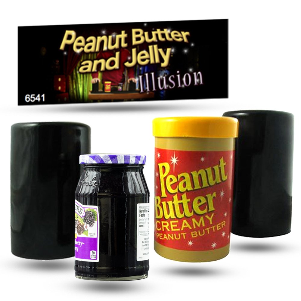 Magic Makers Peanut Butter and Jelly Illusion - Pro Model by Magic Makers (Image #1)