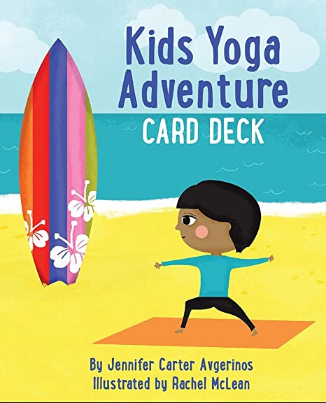 Amazon.com: US Games Kids Yoga Adventure Deck: Toys & Games