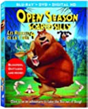 Open Season Scared Silly [Blu-ray + DVD + Digital Copy] (Bilingual)