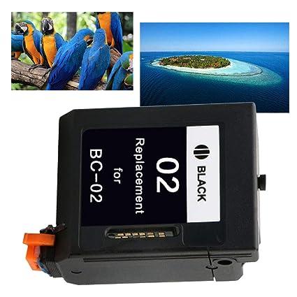 Canon BC-02 - Cartuchos de Tinta para Impresora Canon BJC ...