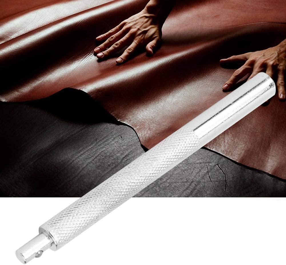 8 ST/ÜCKE Muster Leder Stanzwerkzeug Set Handgemachte Kunst Stempelwerkzeuge zum Stempeln von Lederhandwerk