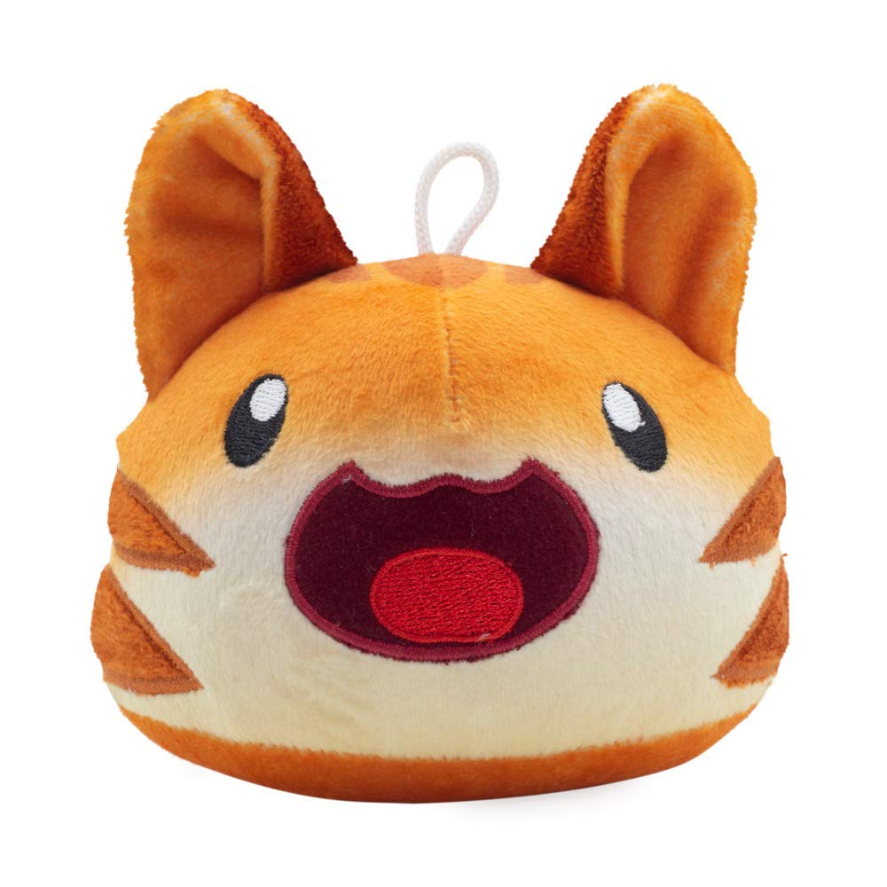 Valve. Slime Rancher Tiger Tabby Limited Edition Plush Stuffed Animal(for Ages 14+)